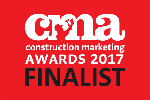 Construction Marketing Awards Finalist Logo