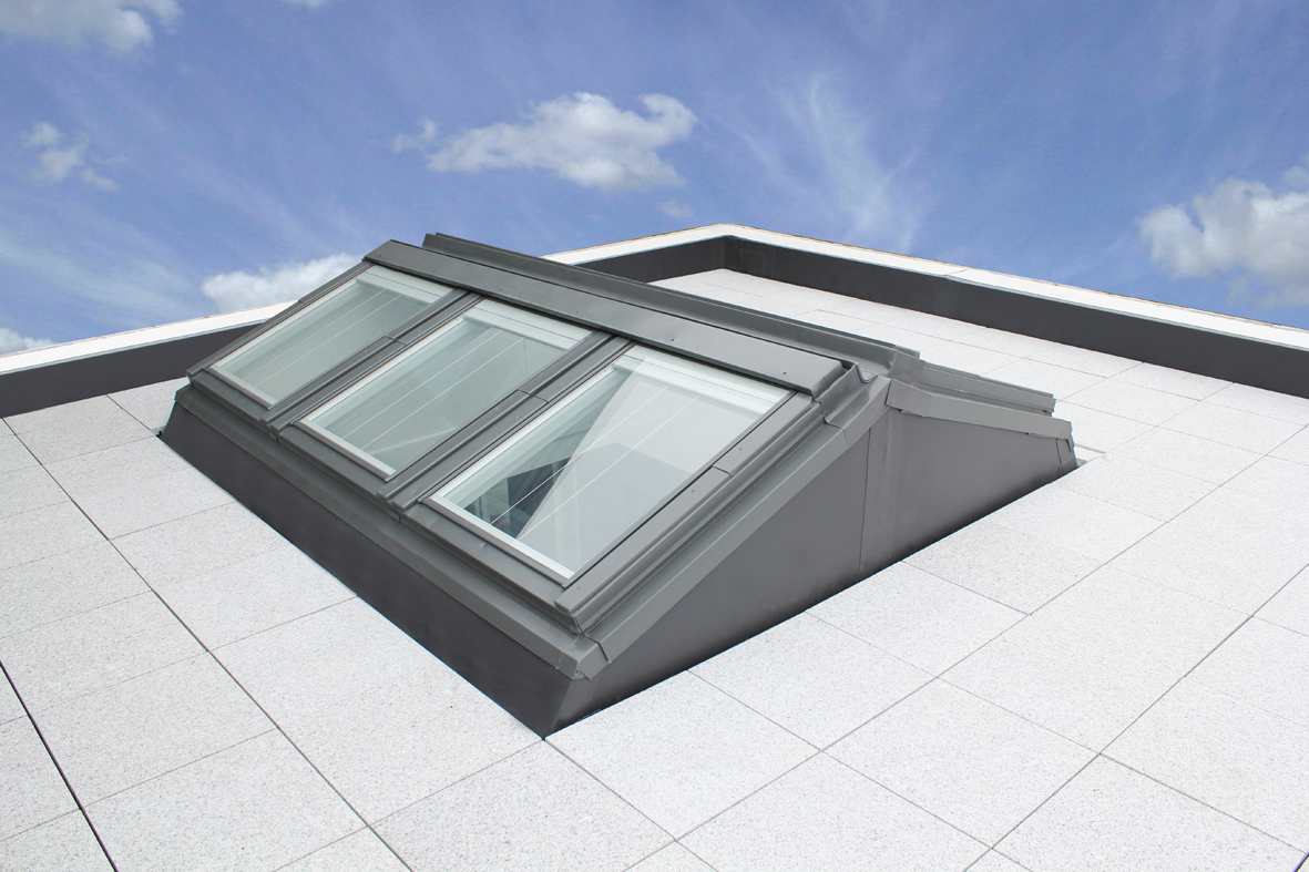 Keylite Launches Solution For Creative Flat Roof Window Design The Keystone Group